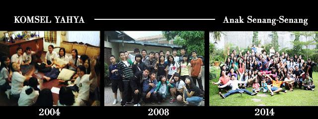 12 years in ECC katakan WOW