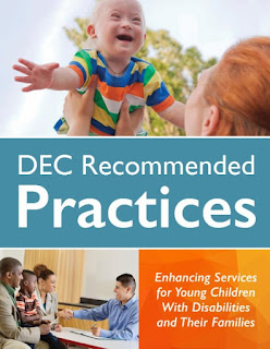 DEC Recommended Practices book cover