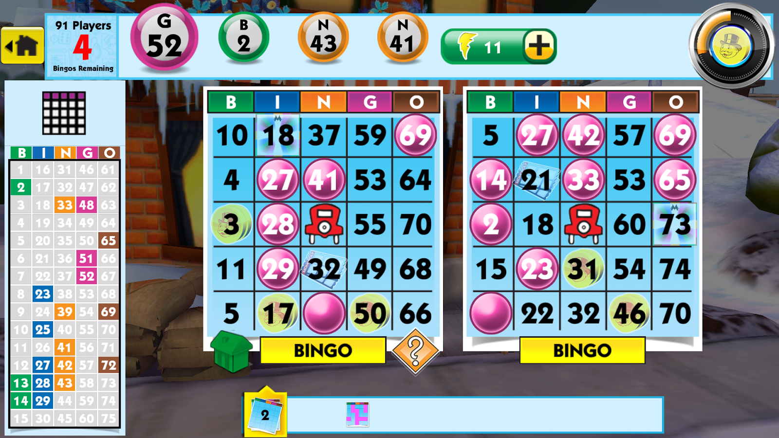 Free Online Bingo Games For Fun No Registration