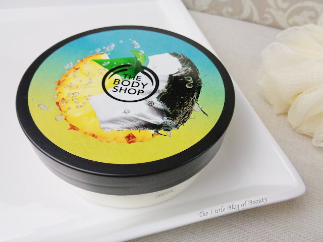 The Body Shop Pinita Colada collection
