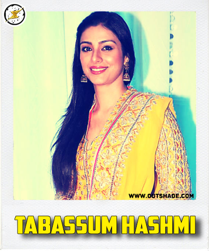 Tabassum Hashmi is the real name of Tabu