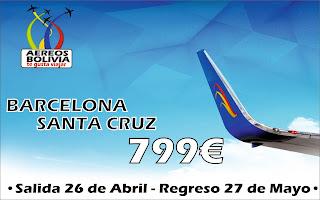Barcelona Santa Cruz 799€