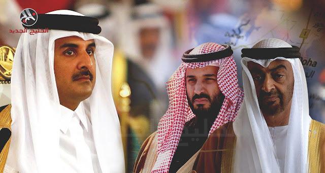 الكويت-مقاطعة-قطر