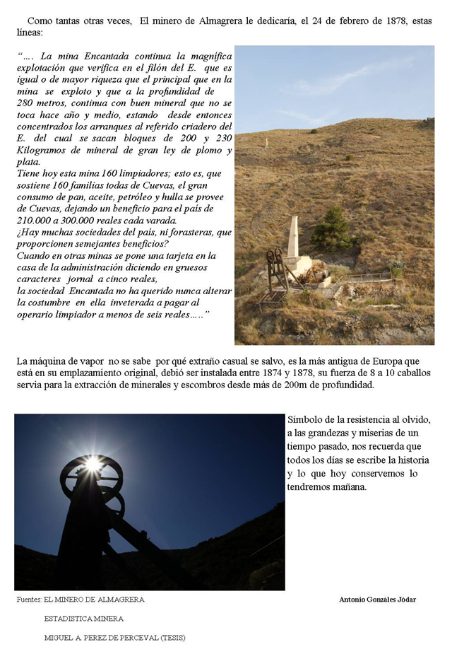 Sierra Almagrera, barranco Chaparral, Cuevas del Almanzora