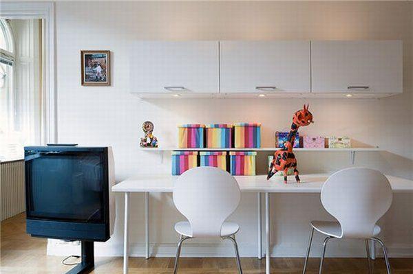 Hogares frescos moderno dise o interior apartamento en estocolmo for Diseno interior moderno