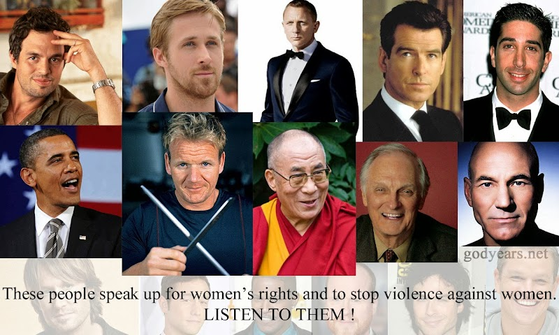 Who will you really listen to, men?