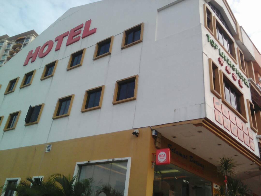 Top Living Hotel Wangsa Maju