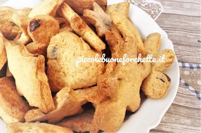 foto Ricetta biscotti di pastafrolla da fare con i bambini