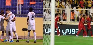 مشاهدة مباراة الشباب وضمك بث مباشر بتاريخ 20 / فبراير / 2020 الدوري السعودي
