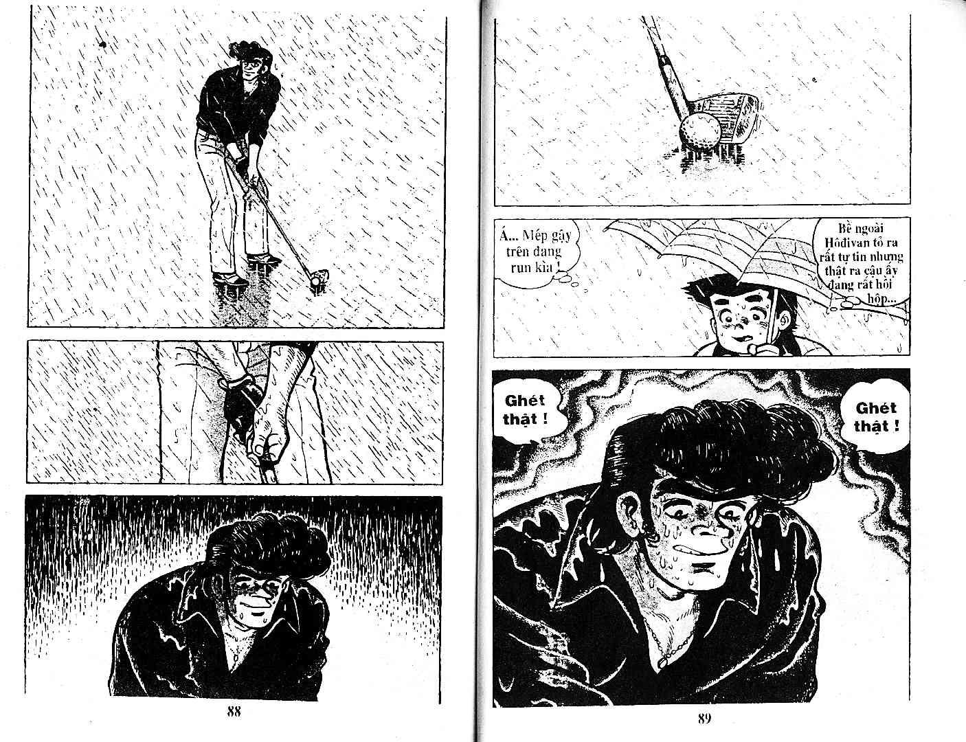 Ashita Tenki ni Naare chapter 27 trang 43