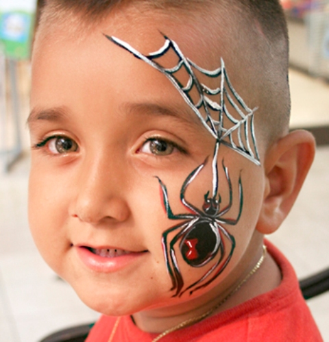 Face Painting Ideas For Kids Boys