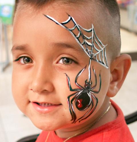 Face Painting Ideas For Kids Boys - Face Paint Ideas