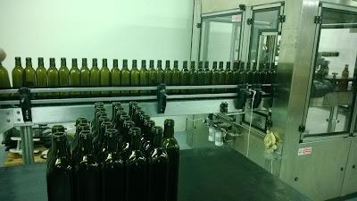 Flasiranje maslinovog ulja