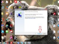 cara restore komputer supaya kembali normal