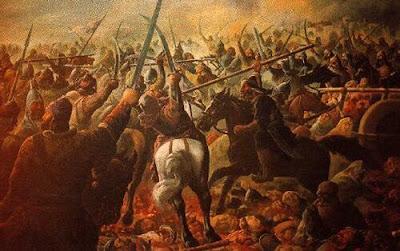 """صَدُّ الغزوالهندوسي """"معركة تاليكوتا """""""