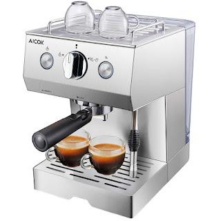 Cafetera de Espresso Manual