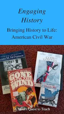 history books, children's books, history videos, Civil War, Underground Railroad