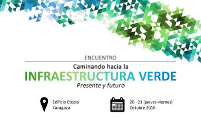 Infraestructura verde Zaragoza
