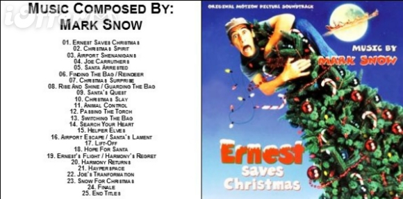 Ernest Saves Christmas Elf.14 Air Braking Facts About Ernest Saves Christmas