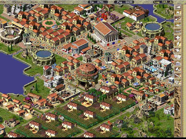 Caesar 3 game download
