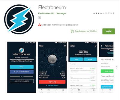 Aplikasi android penghasil bitcoin gratis 1