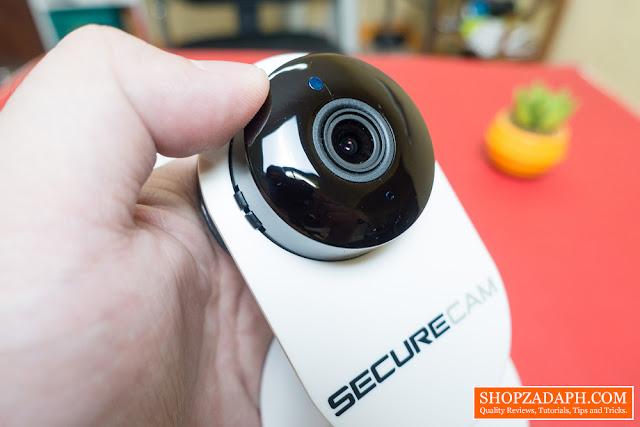 securecam x1 wifi installation