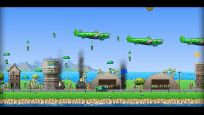 Rogue Aces Game Screenshot 2