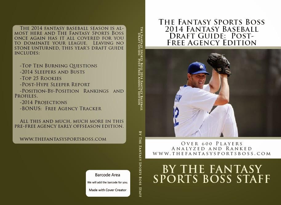 2019 fantasy baseball draft guide rotoworld. Com.