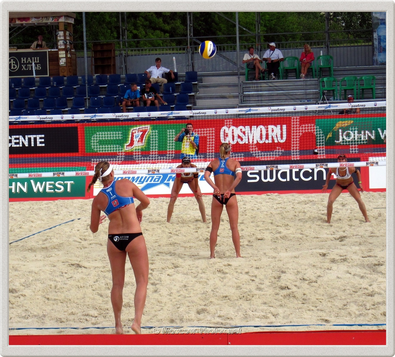 Beach Volleyball FIVB Swatch World Tour