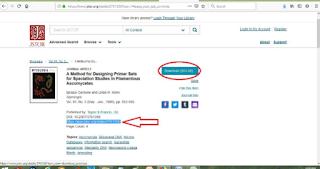 Salin link situs DOI kemudian download jurnal internasional berbayar agar gratis