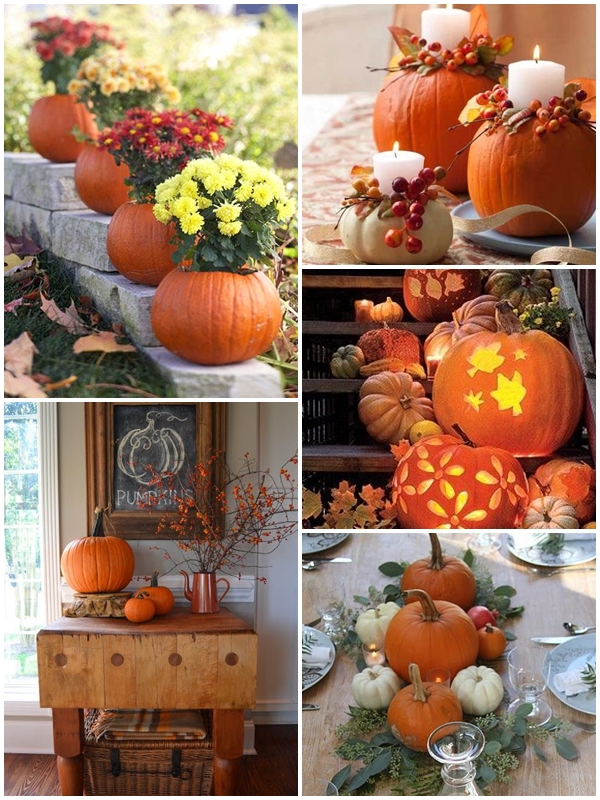 Dynia. Jak dla mnie kwintesencja jesieni. Sama w sobie tak wyjątkowa, że bez zbędnych dodatków tworzy niepowtarzalny klimat.