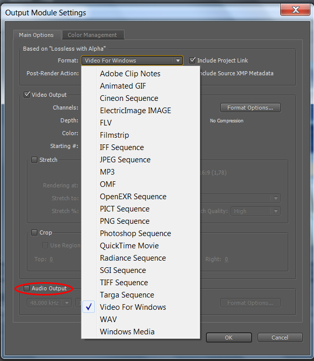Cara Merender Video Di Adobe After Effects