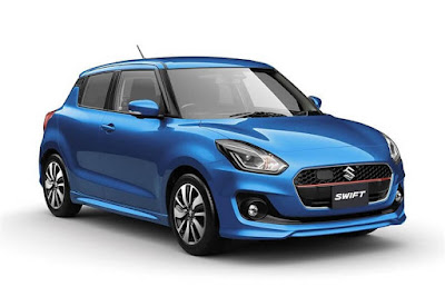 2017 Maruti Swift Premium Hatchback