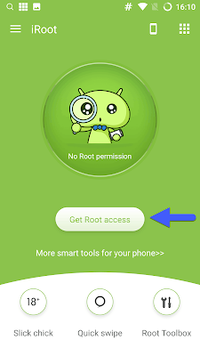 Get Root Permission iRoot