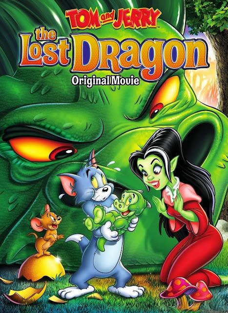 Tom Và Jerry: Chú Rồng Mất Tích (thuyết minh) - Tom and Jerry: The Lost Dragon