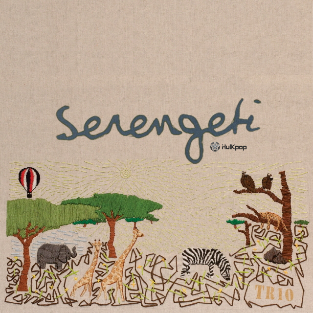 Serengeti – Vol.4 Trio