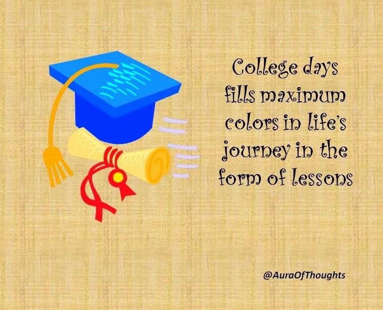 Quotes Memories Of College 42