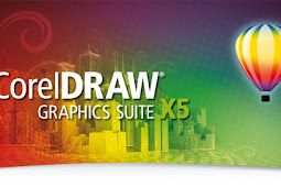 Free Download and Install Software Corel Draw Graphic Suite X5 for Computer or Laptop