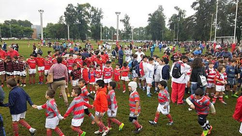 4000 chicos participaron de los encuentros de Rugby Infantil