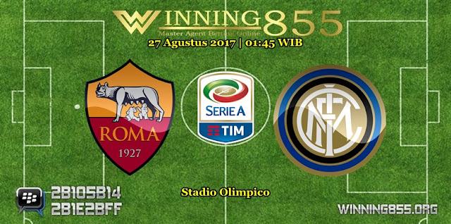 Prediksi Skor Roma vs Inter Milan