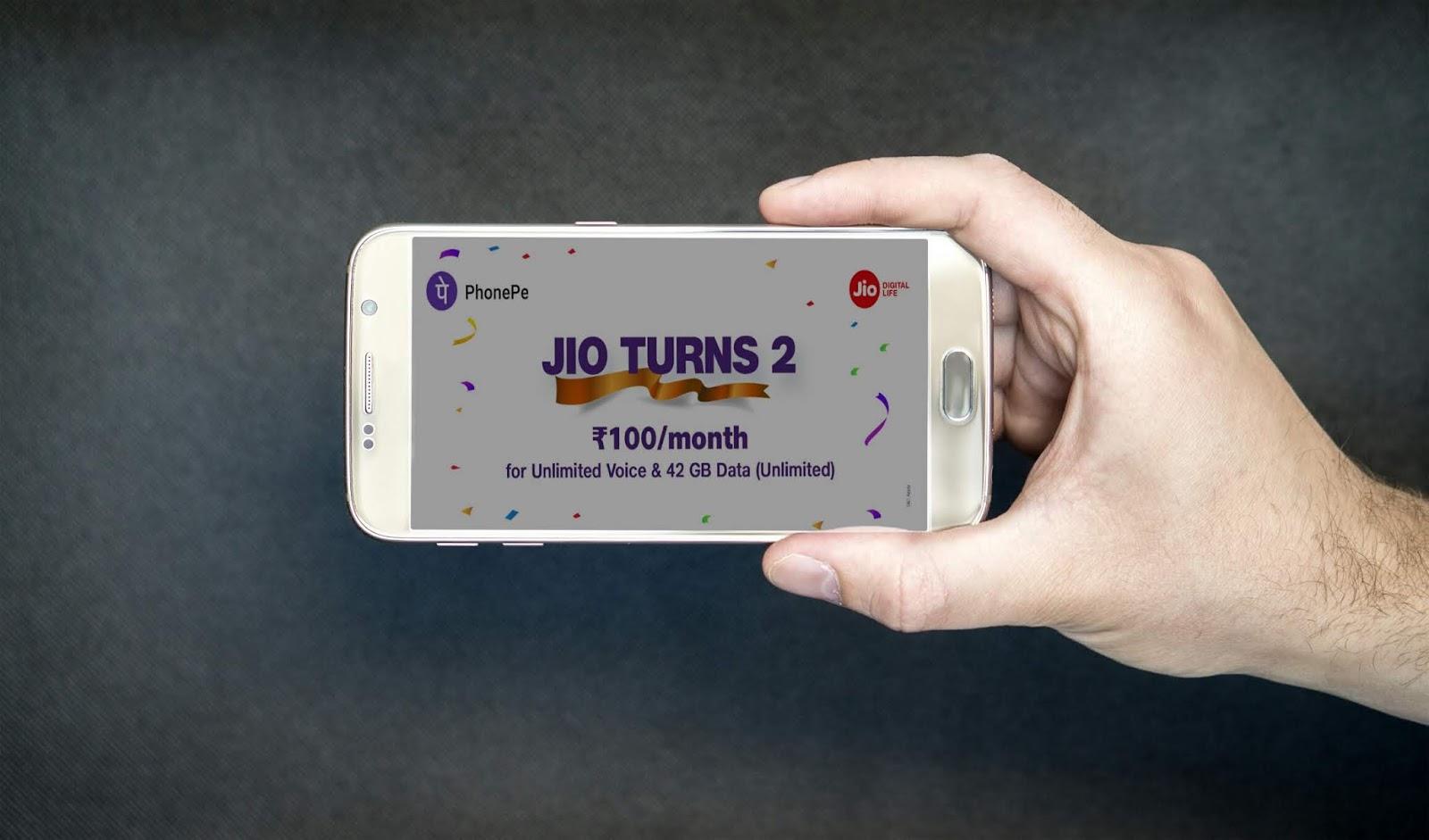PhonePe App Offers 2019