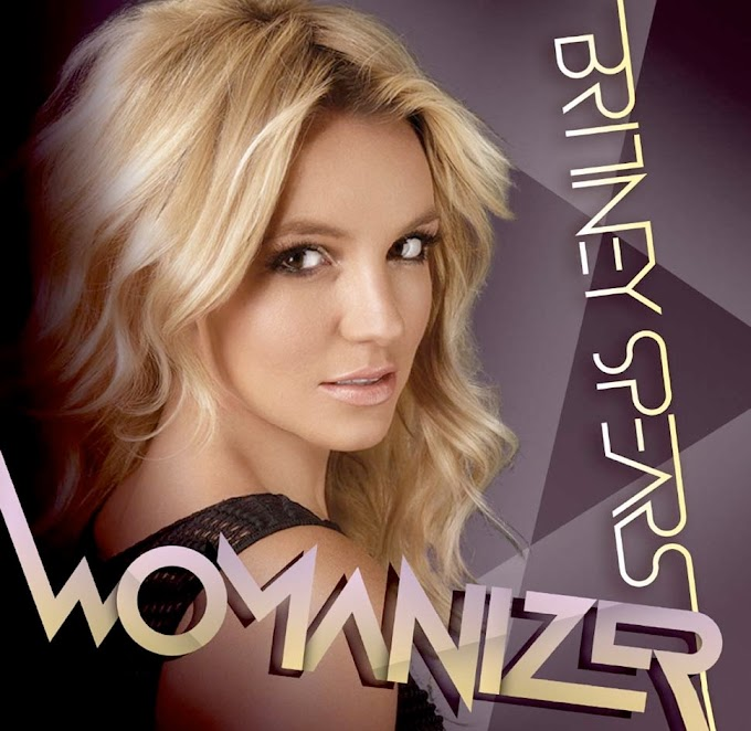 Britney Spears - Womanizer (Recording Session)