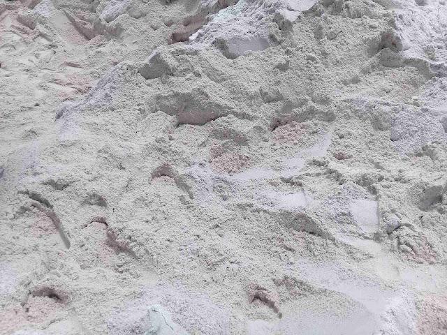 jual pasir bangka putih