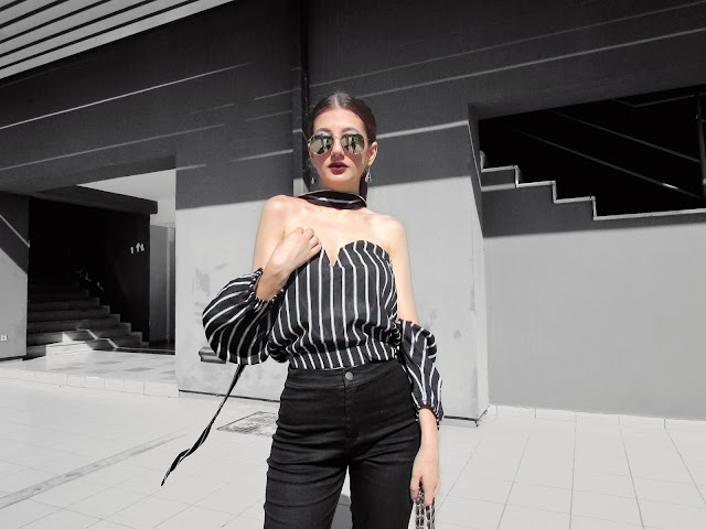 off shoulder how to wear
