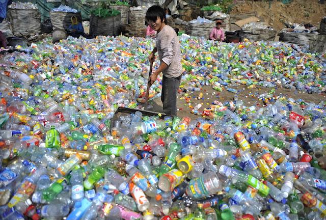 Kabar Gembira Bagi Solusi Penguraian Plastik