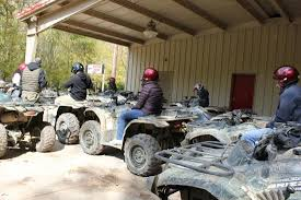 Safety and good instruction at Bluff ATV