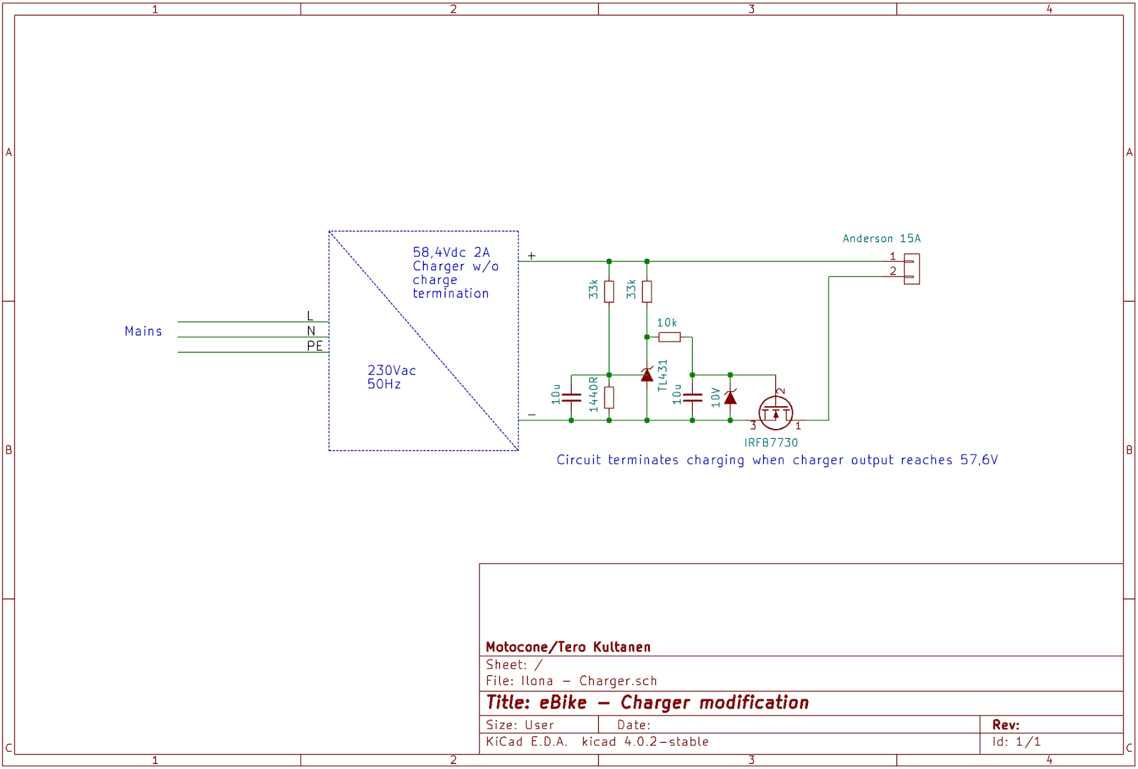 Cell Balancing Module Circuit Diagram The Electric Machine Of 6v Battery Charger To Make It Work In This Application I Added Some Circuity That Cuts Off Charging When Pack Has Reached 576v Which Is Nominal