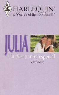Alice Sharpe - Un Deseo Muy Especial