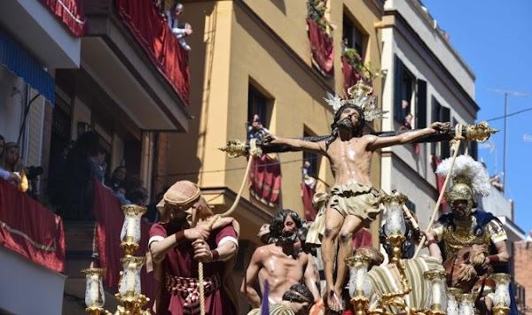 Así será el regreso de La Exaltación a Santa Catalina de Sevilla