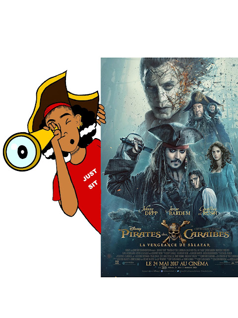 Pirates des caraïbes 5 : J'ai 3 choses à dire !